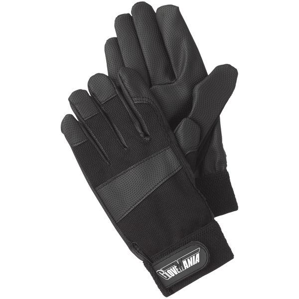 【現場のチカラ】 川西工業 PU手袋 PUファントム ブラック L AK2973L 1袋(5双入)