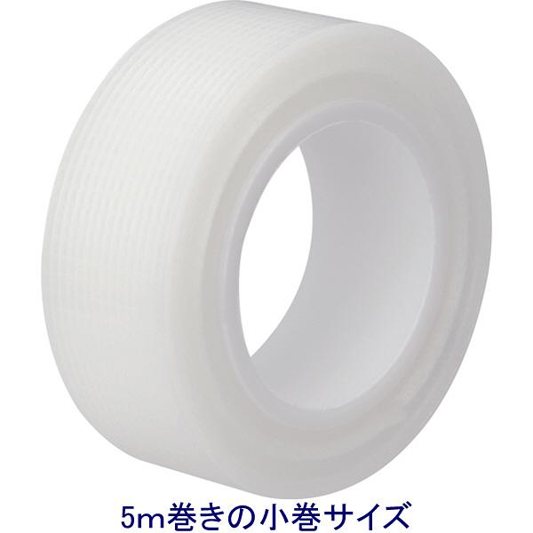 テープル小巻 幅15mm×5m 透明