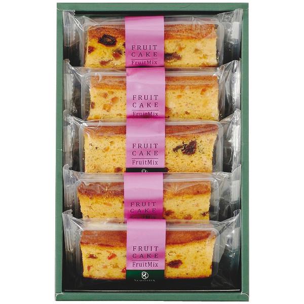 フルーツケーキ 1箱(5個入)