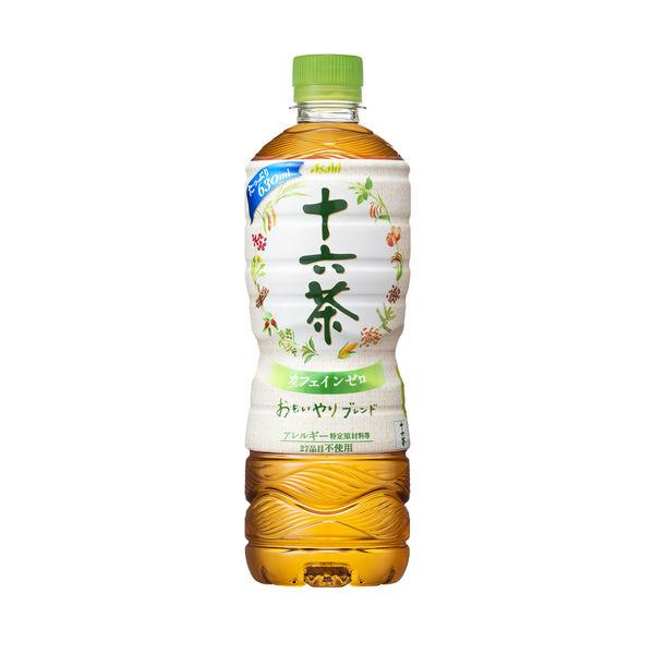 アサヒ飲料 十六茶 600ml 48本