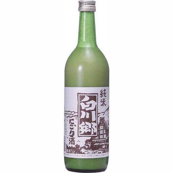 白川郷 純米にごり酒