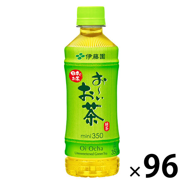 おーいお茶 緑茶 350ml 96本