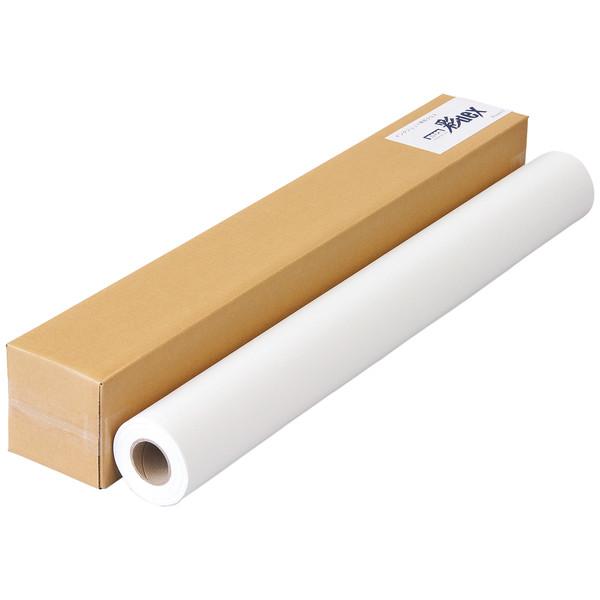 プロッタ用紙 ロール紙 彩dex ポンジクロス 610mm×20m巻 0000-208-SS01