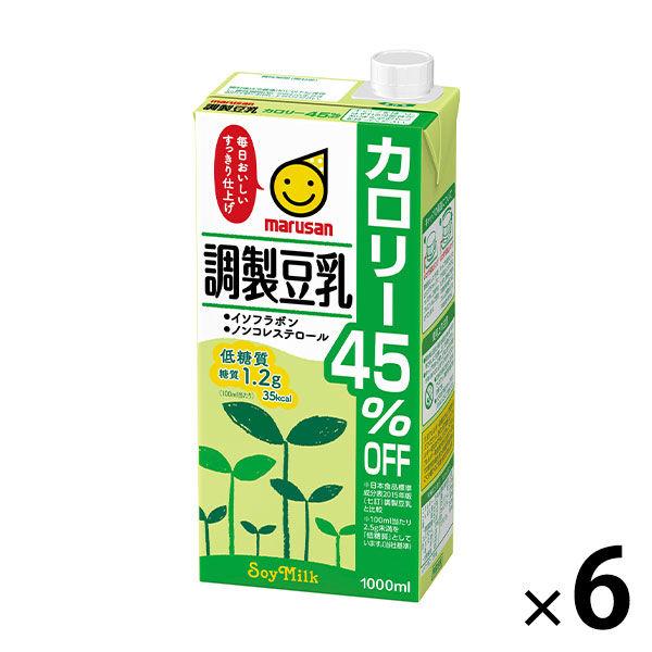 調製豆乳カロリー45%オフ 1000ml