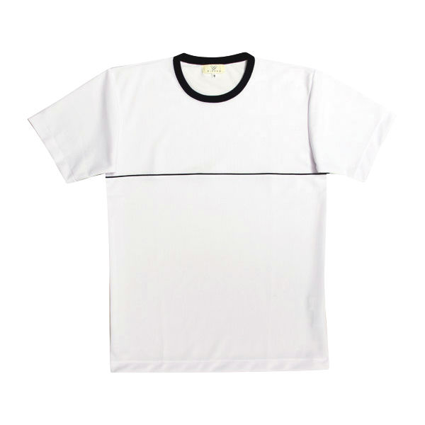 トンボ キラク Tシャツ男女兼用 M CR077-01-M (取寄品)