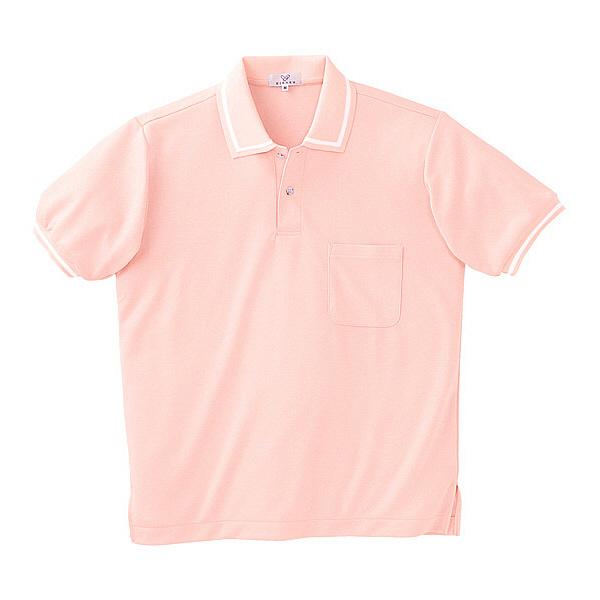 トンボ キラク ポロシャツ男女兼用 LL CR078-13-LL (取寄品)