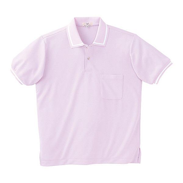 トンボ キラク ポロシャツ男女兼用 SS CR078-81-SS (取寄品)