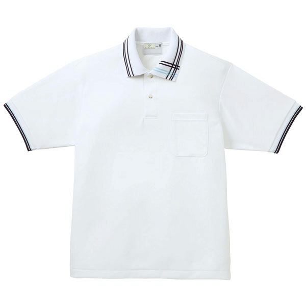 トンボ キラク ポロシャツ男女兼用 LL CR106-01-LL (取寄品)