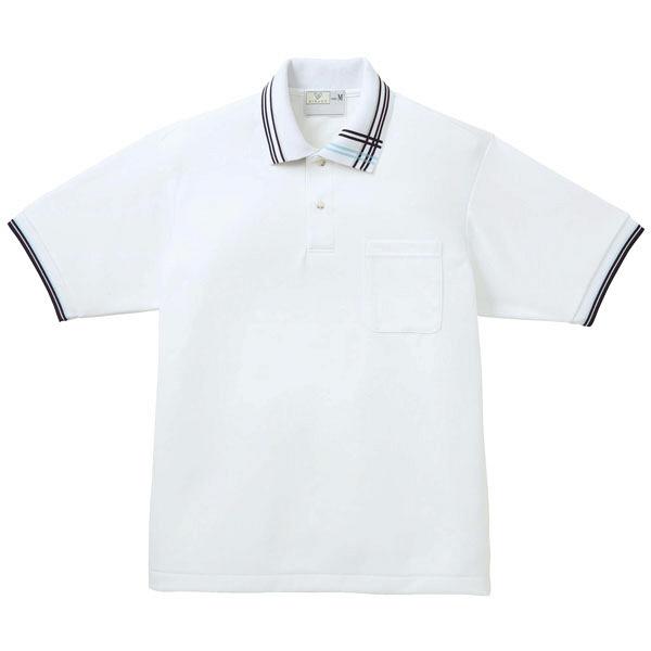トンボ キラク ポロシャツ男女兼用 S CR106-01-S (取寄品)