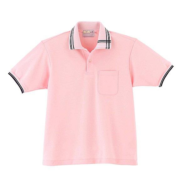 トンボ キラク ポロシャツ男女兼用 L CR106-11-L (取寄品)