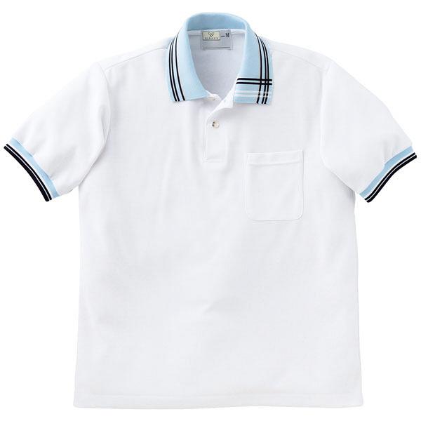 トンボ キラク ポロシャツ男女兼用 M CR106-70-M (取寄品)