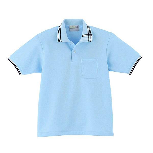 トンボ キラク ポロシャツ男女兼用 S CR106-72-S (取寄品)