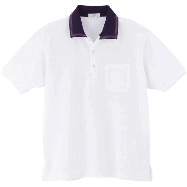 トンボ キラク ポロシャツ男女兼用 LL CR111-01-LL (取寄品)