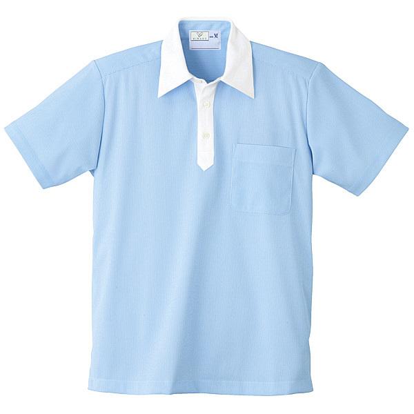 トンボ キラク ニットシャツ男女兼用 S CR121-70-S (取寄品)
