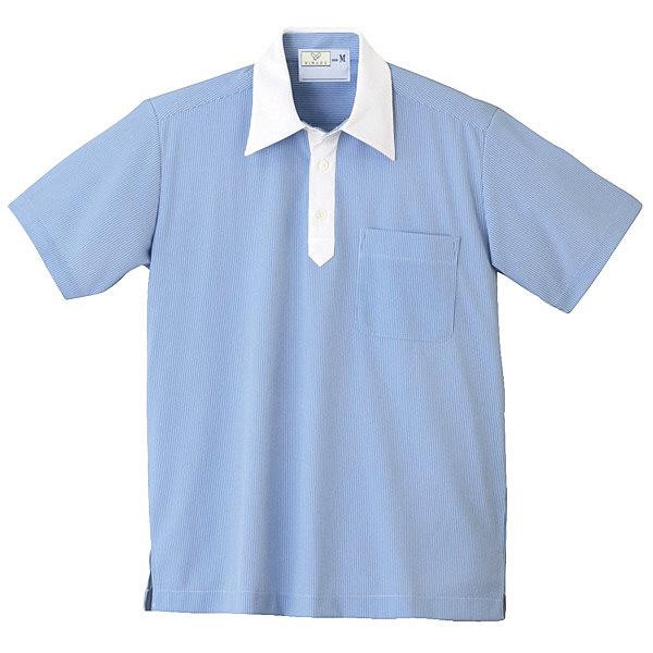 トンボ キラク ニットシャツ男女兼用 L CR121-75-L (取寄品)