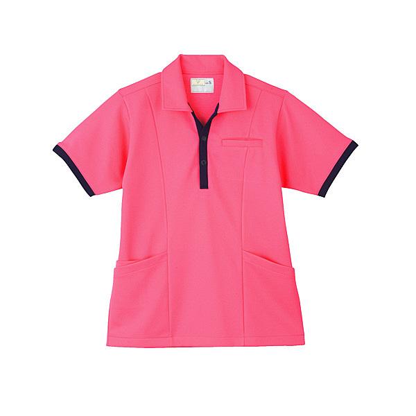 トンボ キラク ケアワークシャツ男女兼用 LL CR129-14-LL (取寄品)