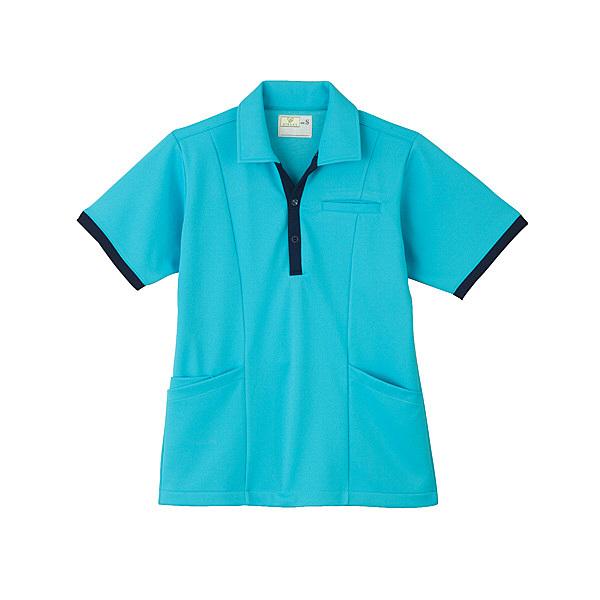 トンボ キラク ケアワークシャツ男女兼用 3L CR129-45-3L (取寄品)