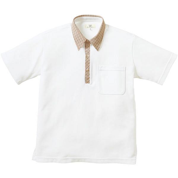 トンボ キラク ニットシャツ男女兼用 LL CR131-01-LL (取寄品)