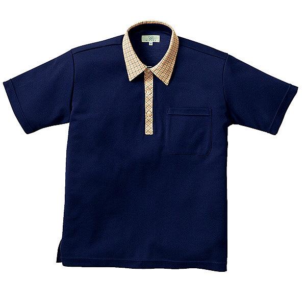 トンボ キラク ニットシャツ男女兼用 L CR131-88-L (取寄品)