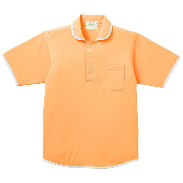 トンボ キラク ニットシャツ男女兼用 M CR138-59-M (取寄品)