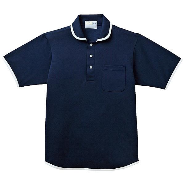 トンボ キラク ニットシャツ男女兼用 3L CR138-88-3L (取寄品)