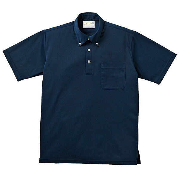 トンボ キラク ボタンダウンシャツ男女兼用 LL CR139-88-LL (取寄品)