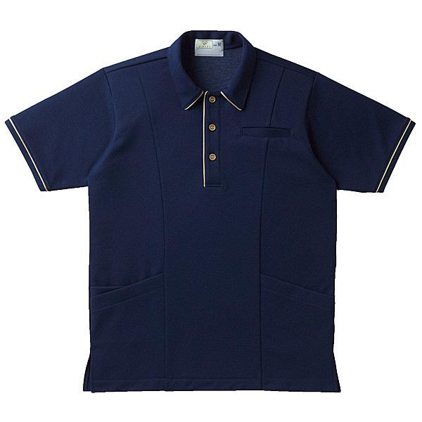トンボ キラク ケアワークシャツ 男女兼用 3L CR141-88-3L (取寄品)