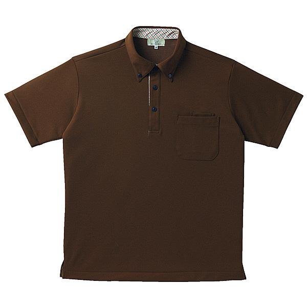 トンボ キラク ニットシャツ男女兼用 L CR143-30-L (取寄品)