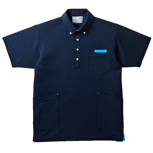 トンボ キラク ニットシャツ男女兼用 3L CR156-75-3L (取寄品)