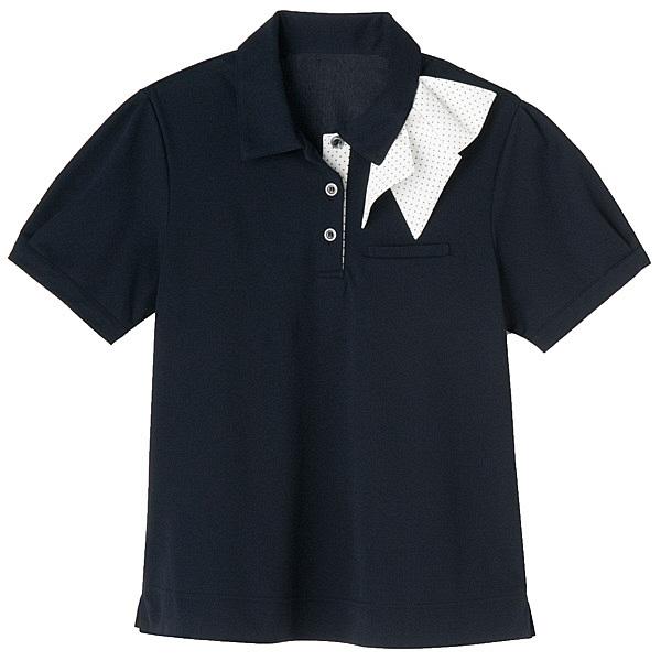 カーシーカシマ レディース ポロシャツ L ESP-403-2-L (取寄品)