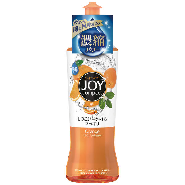 ジョイコンパクト オレンジ本体200ml