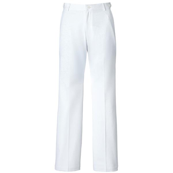 ミズノ ユナイト パンツ(女性用) ホワイト M MZ0015 医療白衣 ナースパンツ 1枚 (取寄品)