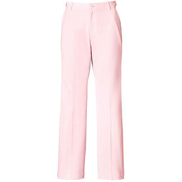 ミズノ ユナイト パンツ(女性用) ピンク 4L MZ0015 医療白衣 ナースパンツ 1枚 (取寄品)