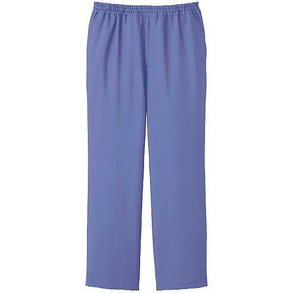 ミズノ ユナイト スクラブパンツ(男女兼用) ブルー L MZ0019 医療白衣 1枚 (取寄品)