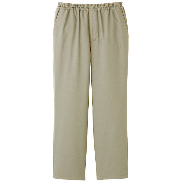 ミズノ ユナイト スクラブパンツ(男女兼用) グレー L MZ0019 医療白衣 1枚 (取寄品)