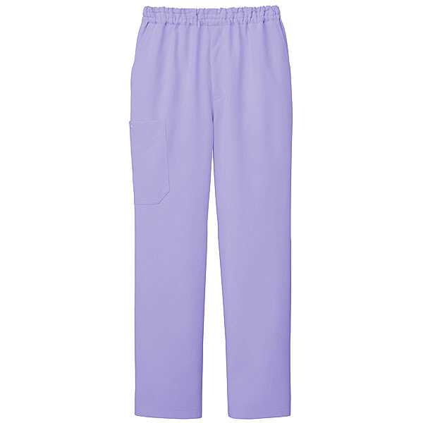 ミズノ ユナイト スクラブパンツ(男女兼用) ラベンダー LL MZ0052 医療白衣 1枚 (取寄品)