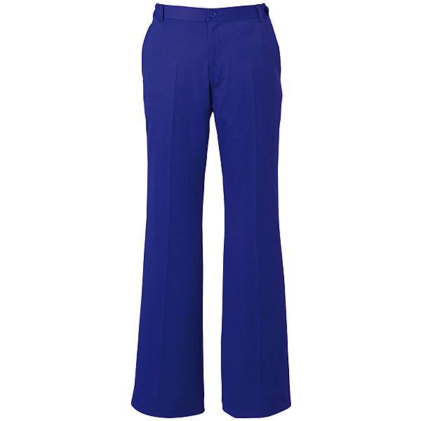 ミズノ ユナイト パンツ(女性用) ネイビー L MZ0070 医療白衣 ナースパンツ 1枚 (取寄品)