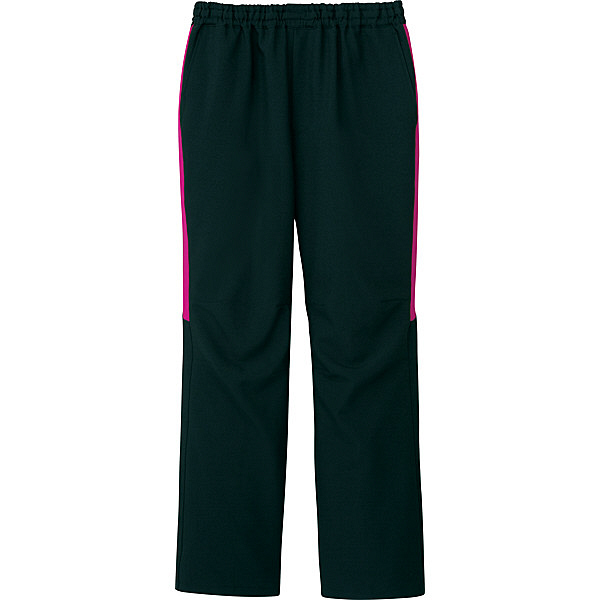 ミズノ ユナイト スクラブパンツ(男女兼用) ブラック 3L MZ0091 医療白衣 1枚 (取寄品)
