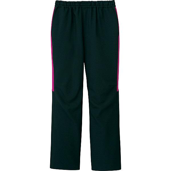 ミズノ ユナイト スクラブパンツ(男女兼用) ブラック L MZ0091 医療白衣 1枚 (取寄品)