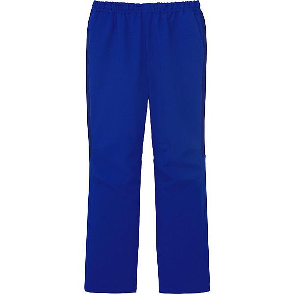 ミズノ ユナイト スクラブパンツ(男女兼用) ブルーネイビー 4L MZ0091 医療白衣 1枚 (取寄品)