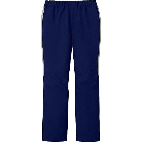 ミズノ ユナイト スクラブパンツ(男女兼用) ネイビー 3L MZ0091 医療白衣 1枚 (取寄品)