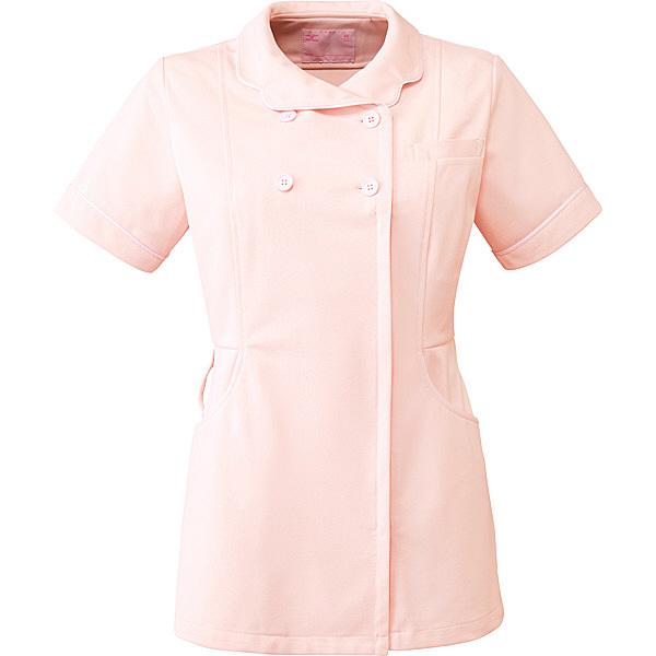 ミズノ ユナイト ジャケット(女性用) ピンク 3L MZ0098 医療白衣 ナースジャケット 1枚 (取寄品)