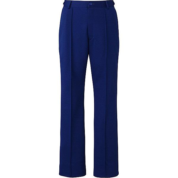 ミズノ ユナイト パンツ(女性用) ネイビー L MZ0099 医療白衣 ナースパンツ 1枚 (取寄品)