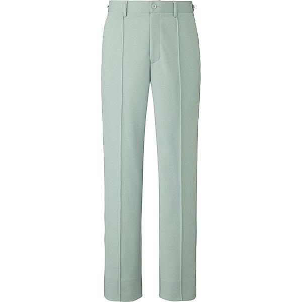 ミズノ ユナイト パンツ(男性用) グレー 4L MZ0100 医療白衣 メンズパンツ 1枚 (取寄品)