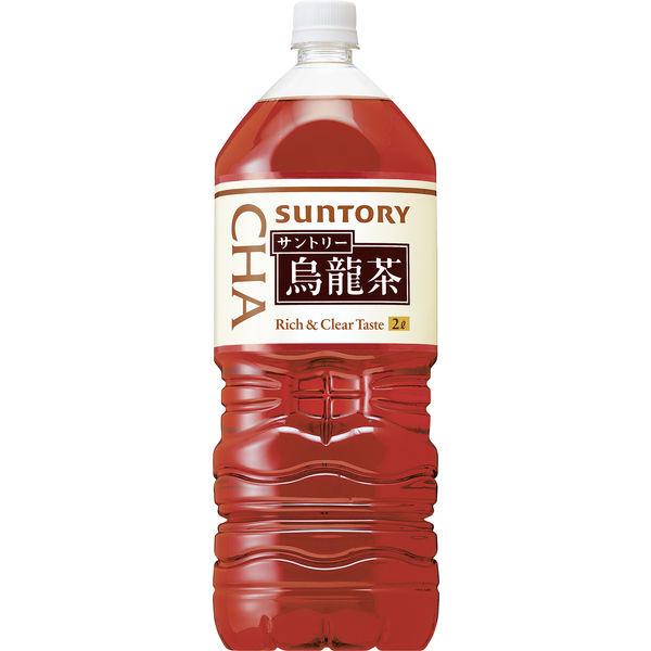 サントリー 烏龍茶 2.0L 6本