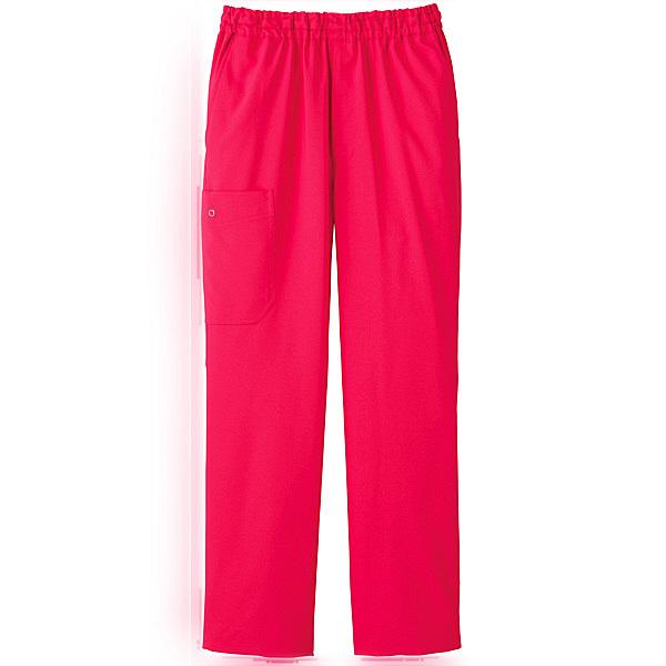ミズノ ユナイト スクラブパンツ(男女兼用) コーラルピンク 3L MZ0052 医療白衣 1枚 (取寄品)