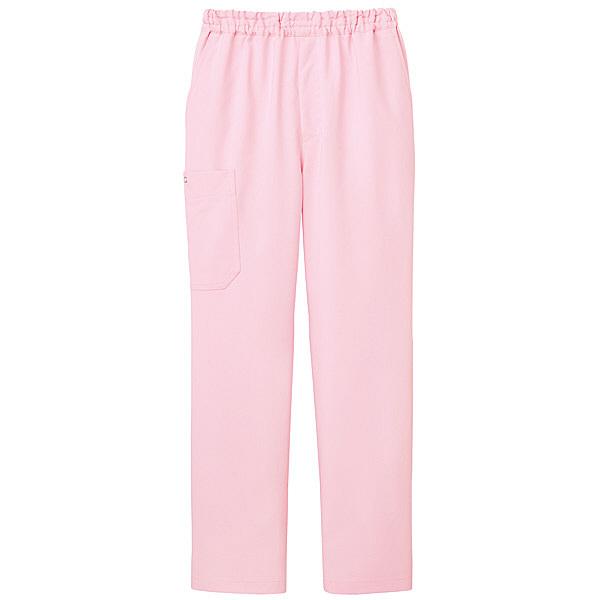 ミズノ ユナイト スクラブパンツ(男女兼用) ピンク M MZ0052 医療白衣 1枚 (取寄品)
