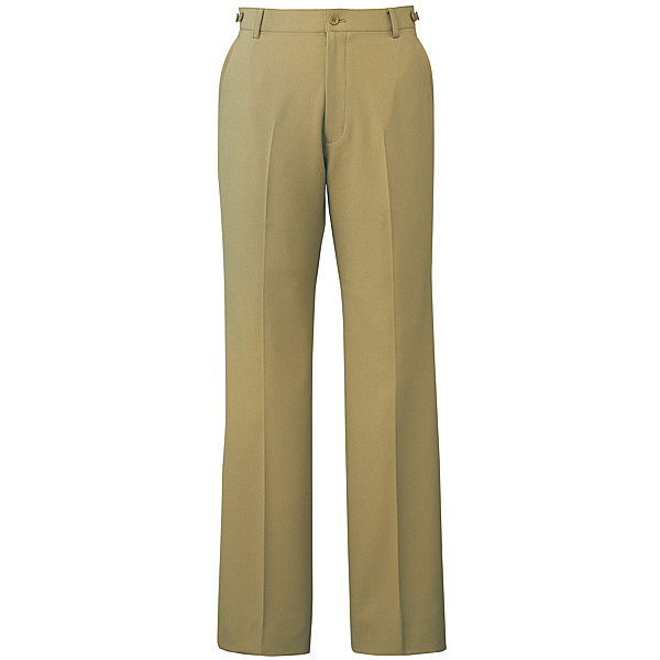 ミズノ ユナイト パンツ(女性用) ベージュ LL MZ0087 医療白衣 ナースパンツ 1枚 (取寄品)