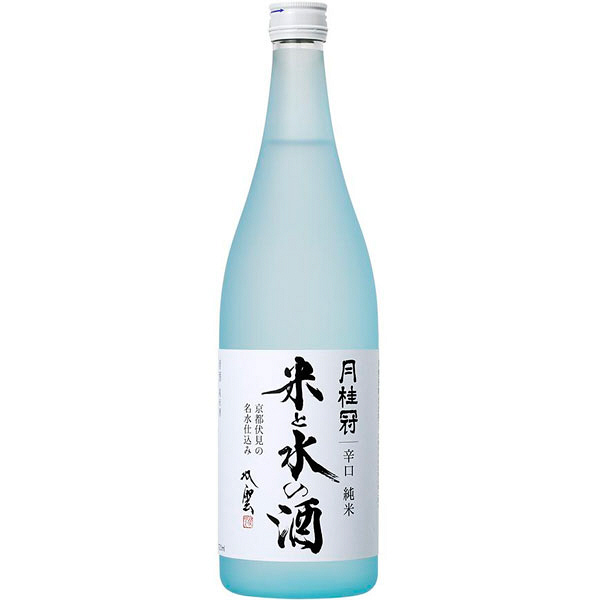 月桂冠 米と水の酒