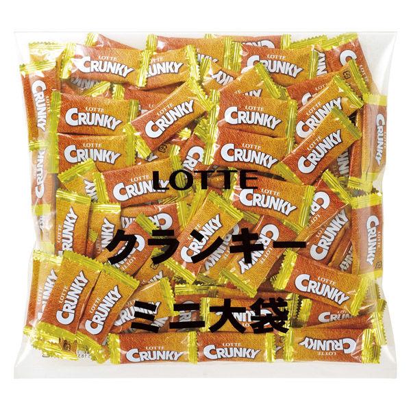 クランキーミニ大袋 1袋(544g)